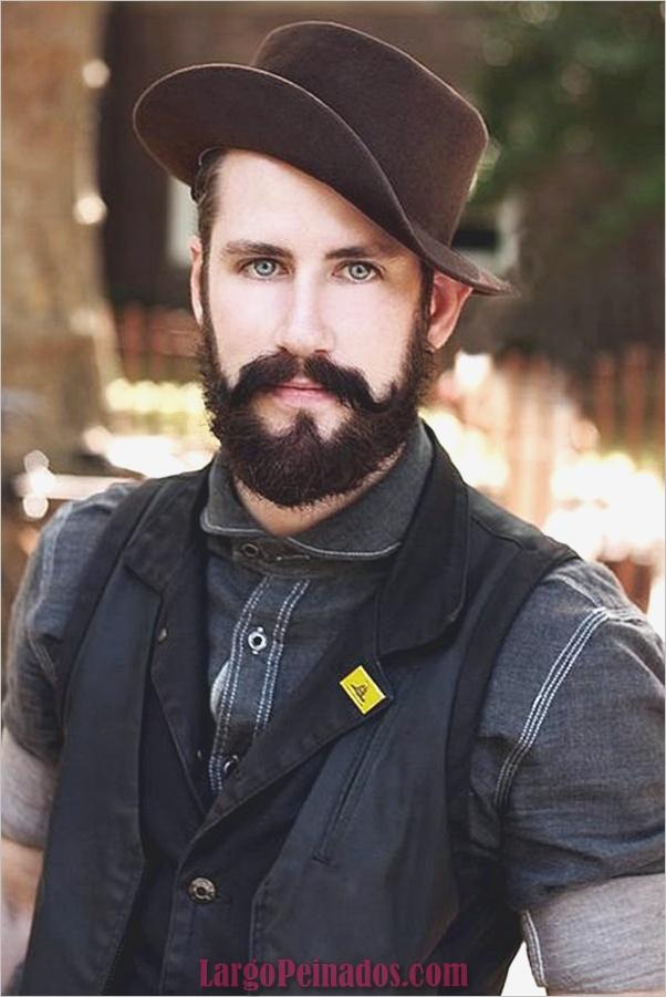 Estilos lindos de barba corta y completa para hombres (1)