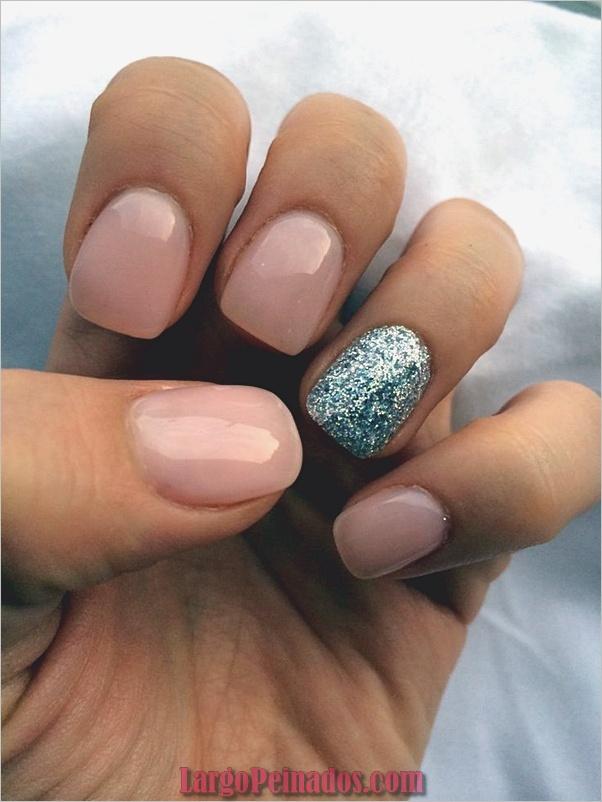 Ideas y diseños de uñas de gel (13)