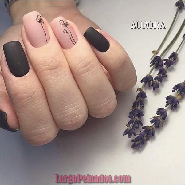 Colores populares de uñas de primavera de 2019 (2)