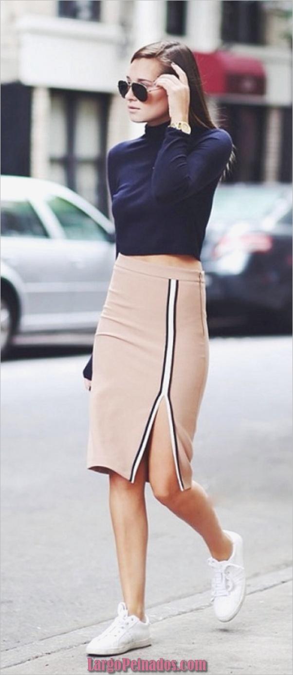 falda profesional-trajes-para-trabajo