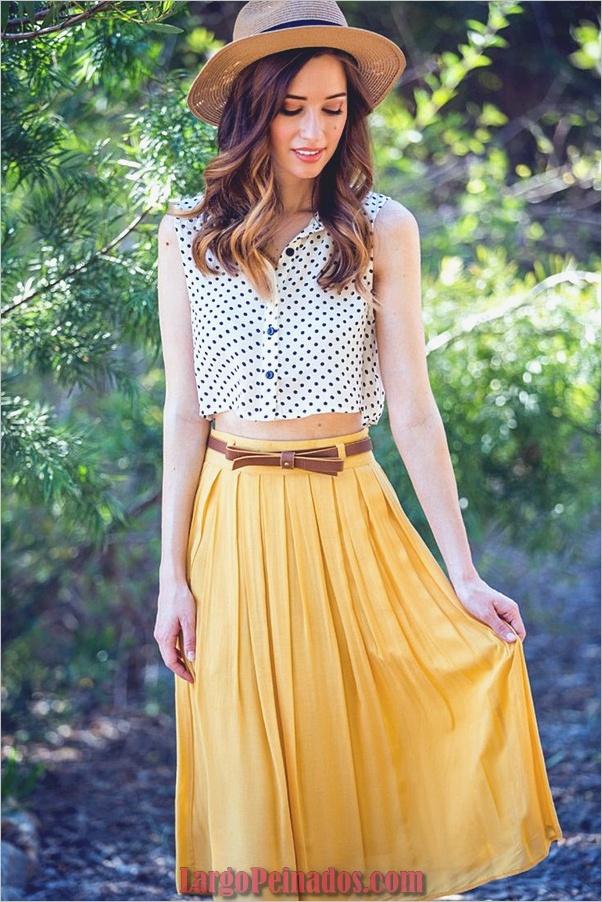 Trajes de moda de primavera (2)
