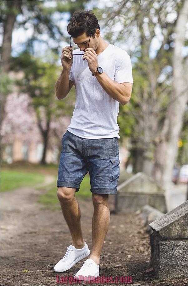 Trajes de estilo de moda para hombre16