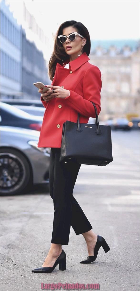 Trajes casuales de negocios para mujeres en sus 30 años