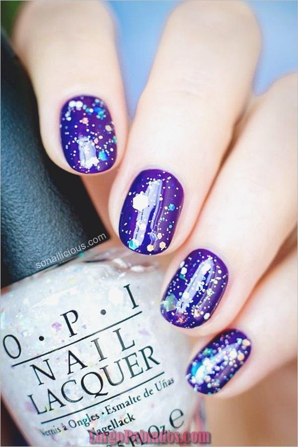 Diferentes diseños e ideas de esmalte de uñas (17)