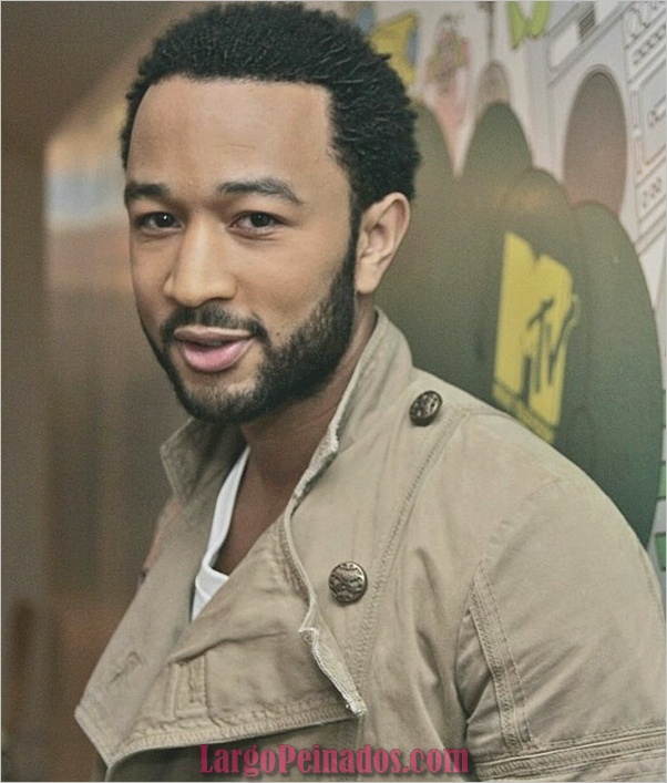 Últimos estilos de corte de pelo para hombres negros34
