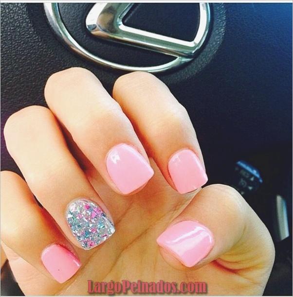 Ideas creativas y bonitas de diseños de uñas (11)