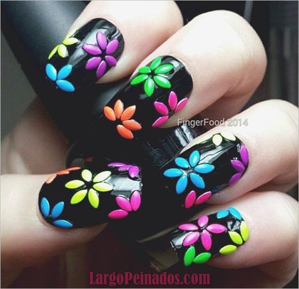 Ideas rápidas de arte de uñas para mujeres de oficina (2)