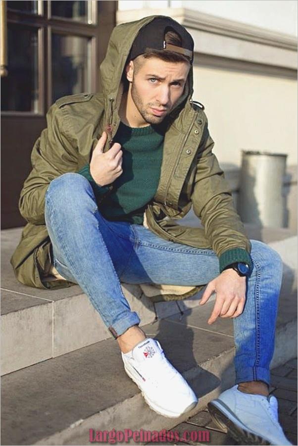 Trajes de moda para hombre para emparejar con zapatillas (3)