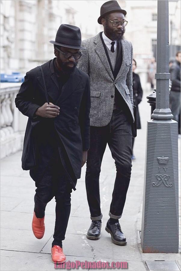 Trajes de estilo de moda para hombre36.1