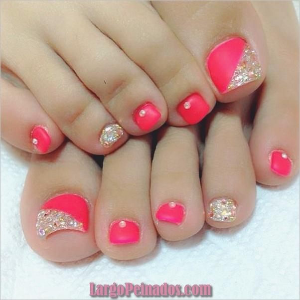Diseños de uñas para los pies (9)