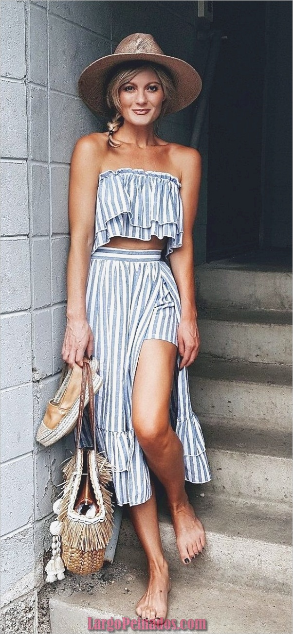 Lindos trajes de verano para todos los días del mes