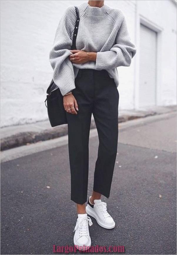 Maneras de usar ropa casual de negocios y un aspecto no aburrido