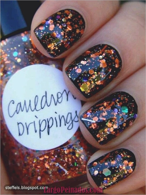 Ideas rápidas de arte de uñas para mujeres de oficina (1)