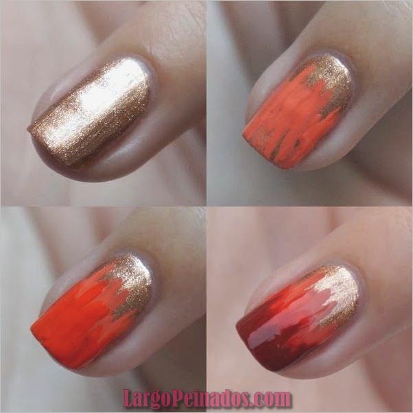 Ideas rápidas de arte de uñas para mujeres de oficina (19)