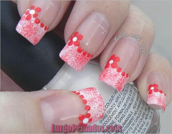 Diseños de arte de uñas fáciles para principiantes35