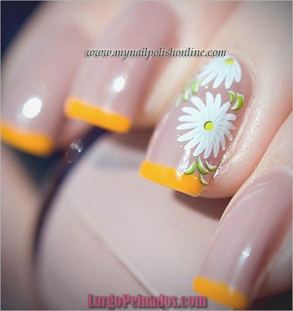 Uñas de primavera diseños e ideas de colores (5)