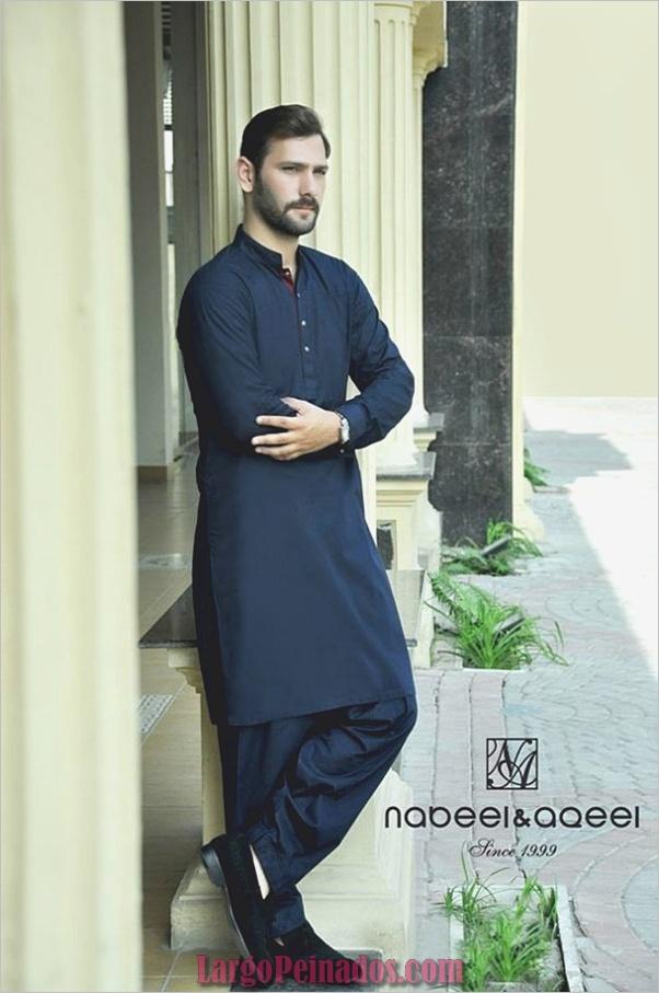 Vestidos y trajes indios elegantes9