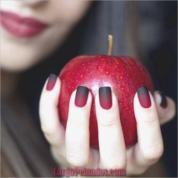 Ideas y diseños de uñas de gel (11)