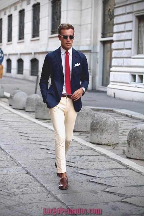 Casual de negocios para hombres (2)
