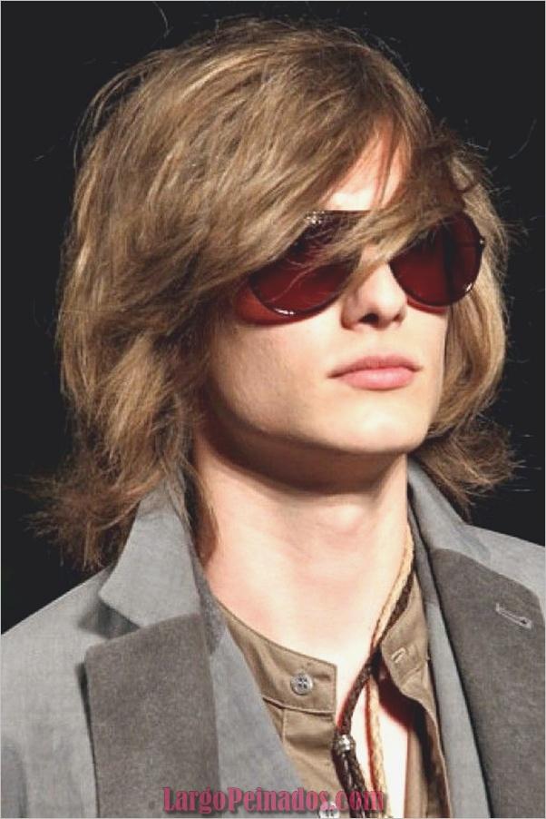 Últimos peinados largos para hombres (10)