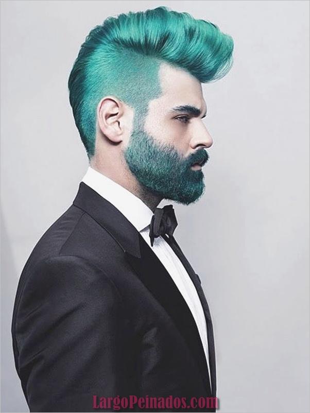 Nuevos peinados punk para hombres en 2019 (2)