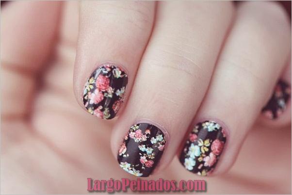 Diseños de arte de uñas fáciles para principiantes20