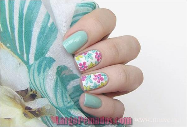 Diseños de arte de uñas fáciles para principiantes14