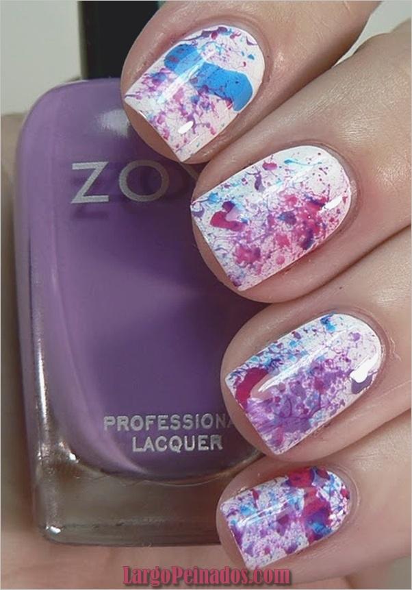 Ideas rápidas de arte de uñas para mujeres de oficina (9)