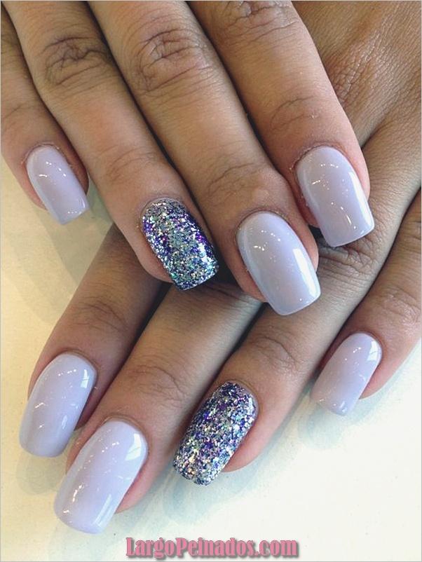 Diseños de arte de uñas púrpura (6)