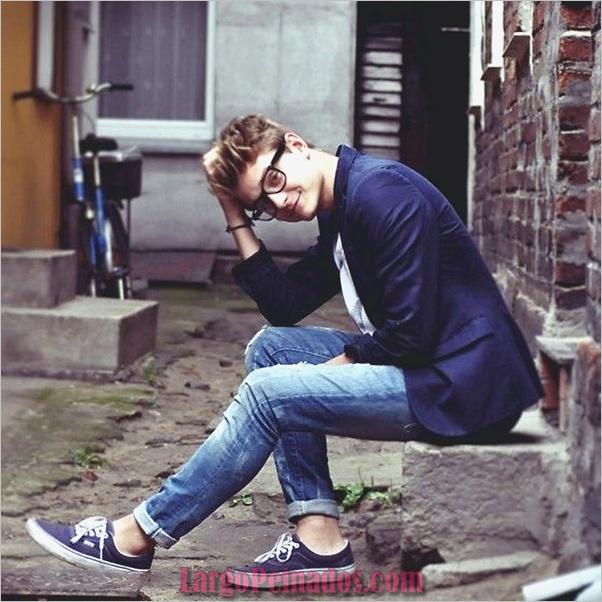 Trajes de moda para hombre para emparejar con zapatillas (8)