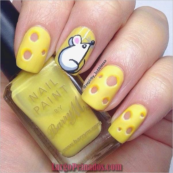 Estampados de animales para uñas (43)