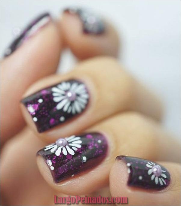 Diseños de arte de uñas fáciles para principiantes13.1
