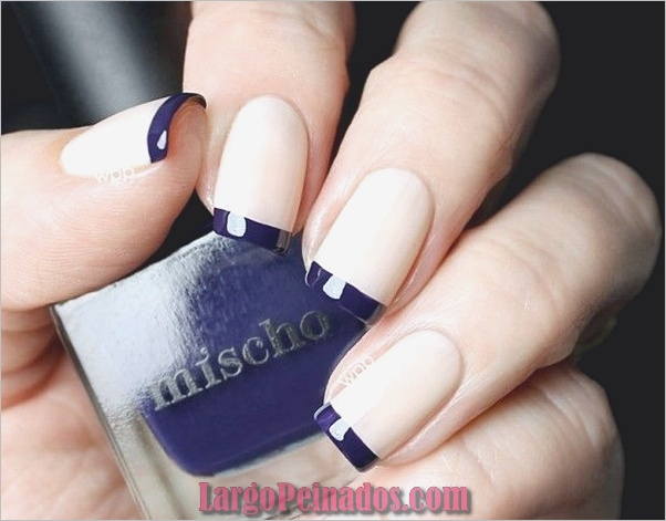 Diseños de uñas de invierno 2019 (3)