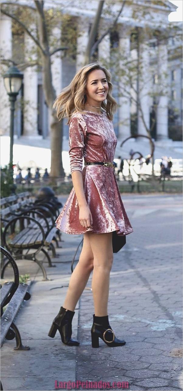 moda-vestidos de terciopelo-9