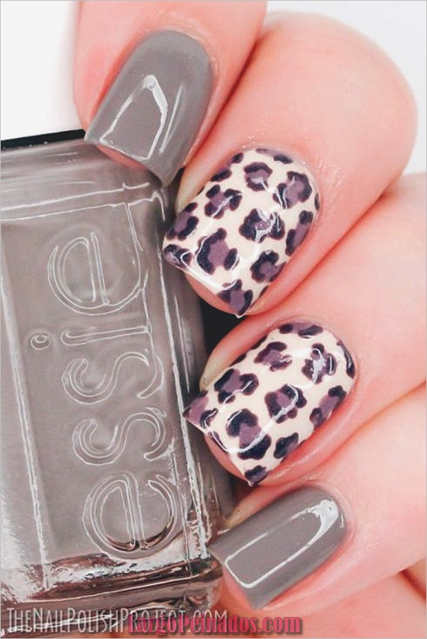 Ideas y diseños de uñas de gel (5)
