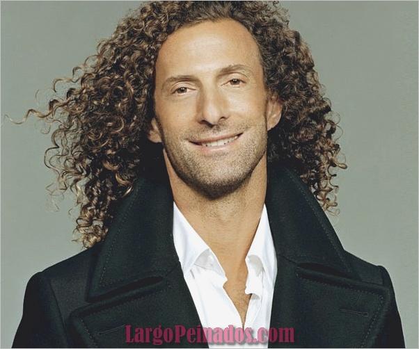 Últimos peinados largos para hombres (44)