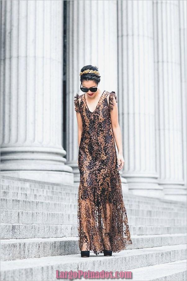 moda-vestidos de terciopelo-2