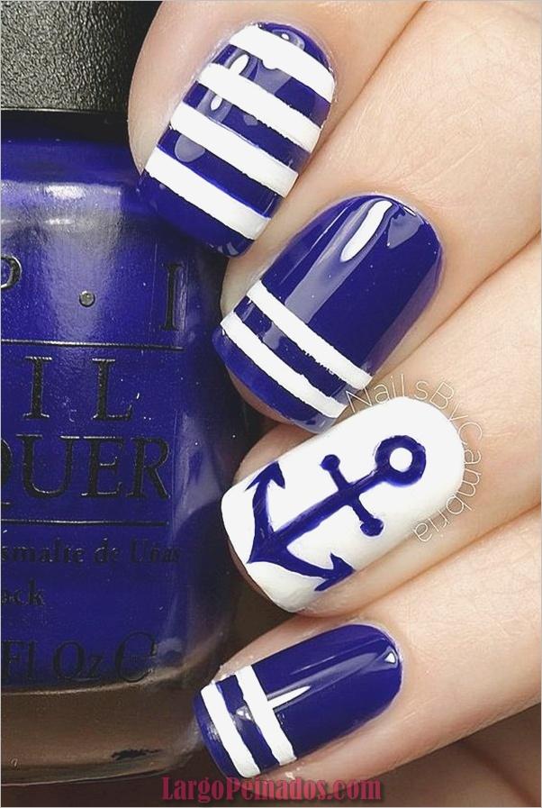 Diferentes diseños e ideas de esmalte de uñas (23)