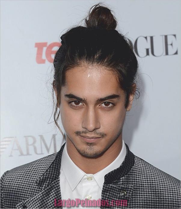 Últimos peinados largos para hombres (19)