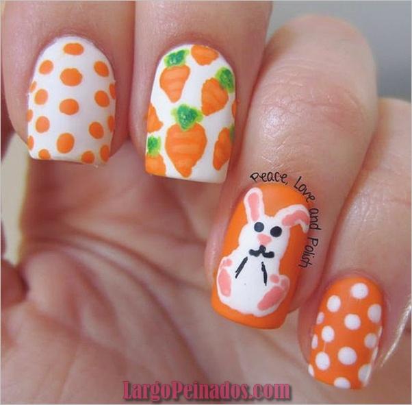 Diseños De Arte De Uñas De Pascua (2)