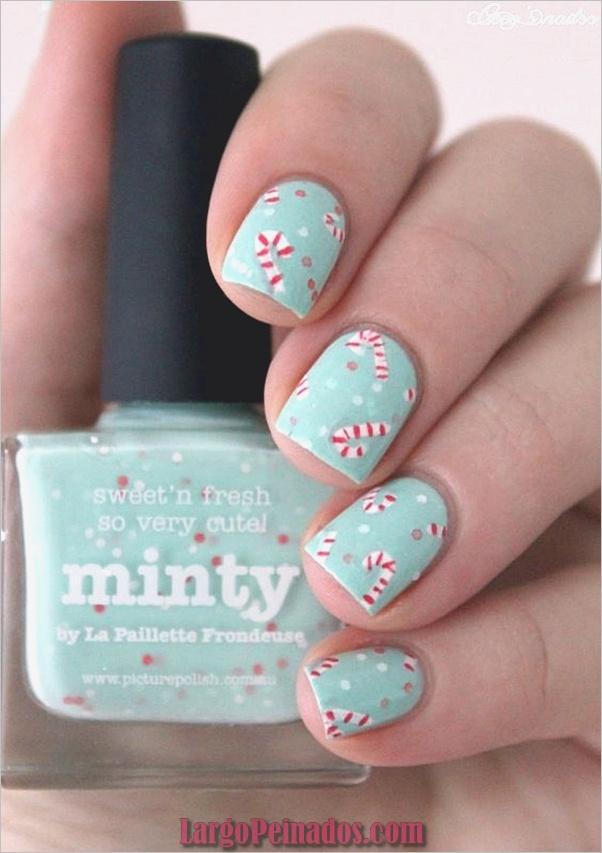 Diferentes diseños e ideas de esmalte de uñas (18)