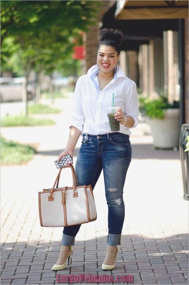 Reglas de la moda para mujeres de grandes pechos 13