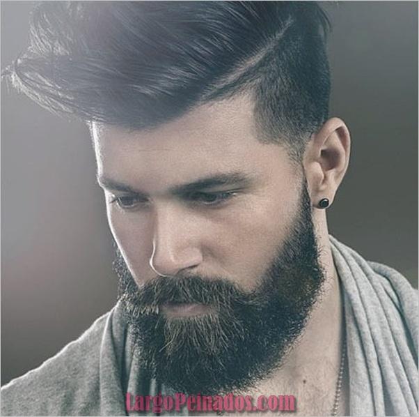Estilos de barba frescos y diferentes para hombres para 20192