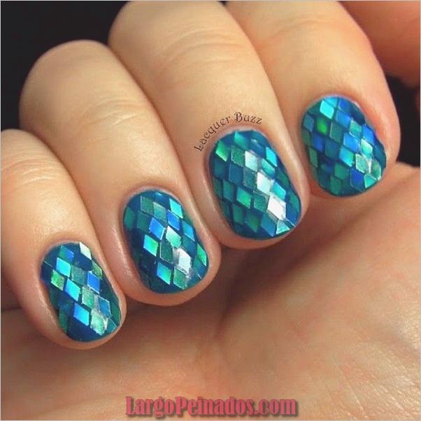 Imágenes creativas de arte de uñas en 3D (4)