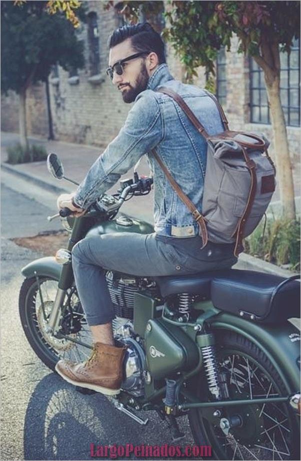 Trajes de estilo de moda para hombre4
