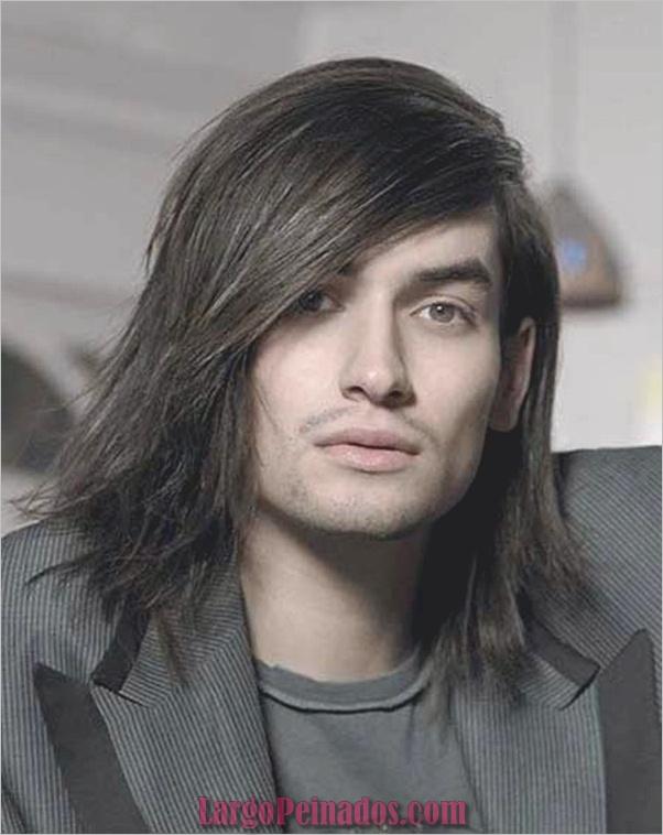Últimos peinados largos para hombres (3)