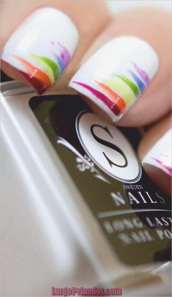 Fácil-Otoño-Uñas-Colores y Diseños-2019. width=