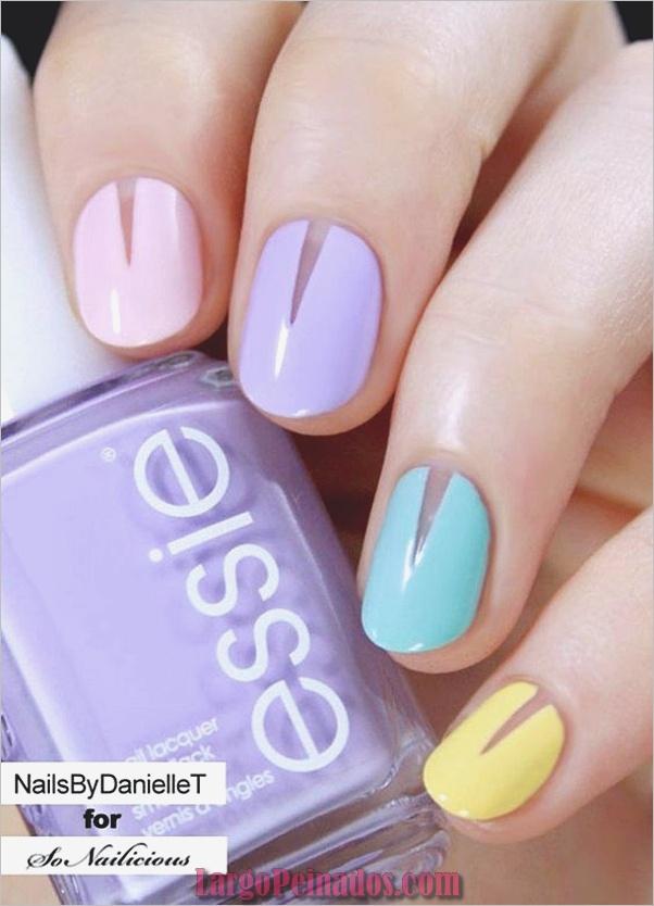 Diseños de Uñas Pastel (12)