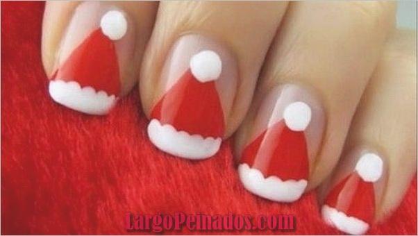 Arte de uñas rojo Designs2