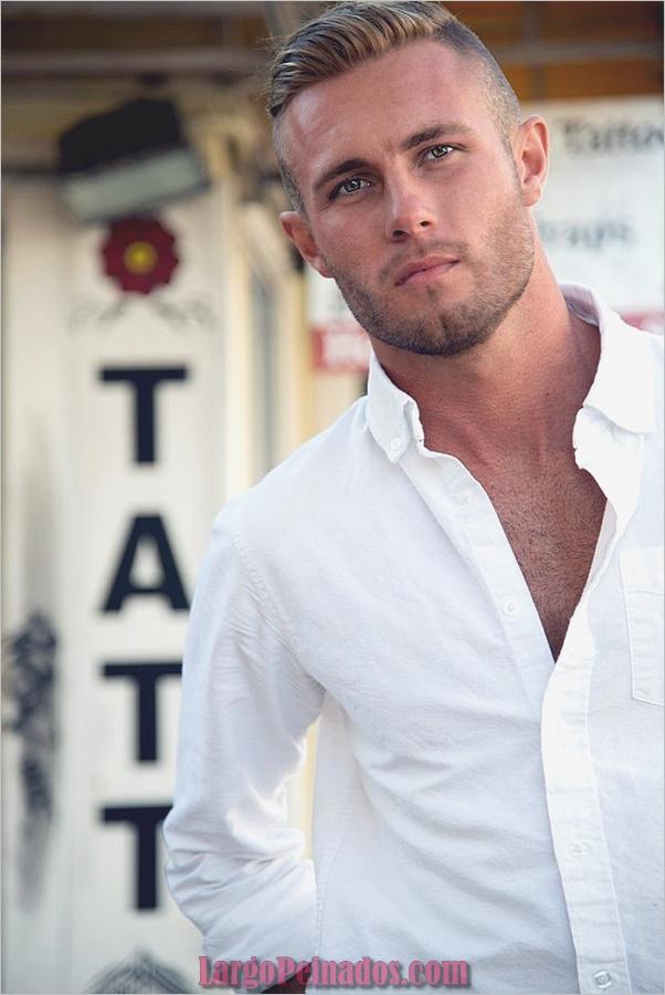Lindos estilos de barba corta y completa para hombres (6)